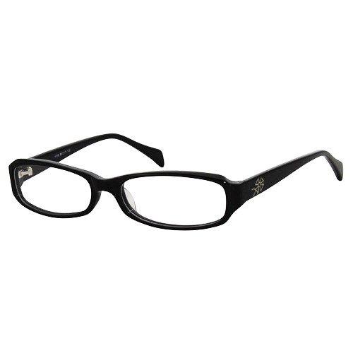 109731222e4 Ebe Bifocal Unisex Black Oval Full Rim Regular Hinge Reading Glasses ...