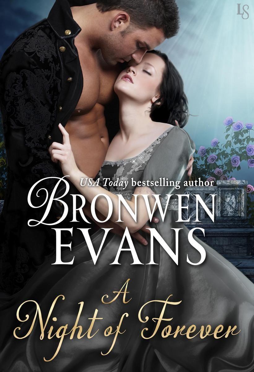 Bronwen Evans A Night of Forever / awordfromJoJo