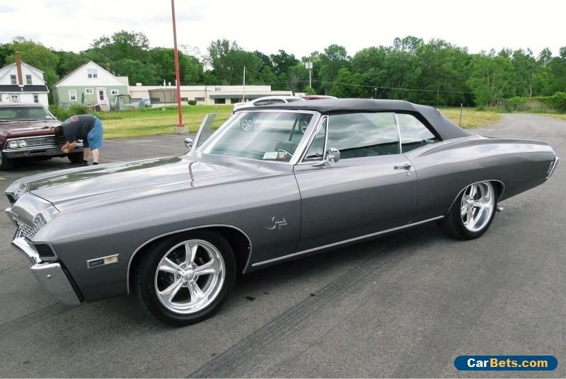 Car For Sale 1968 Chevrolet Impala