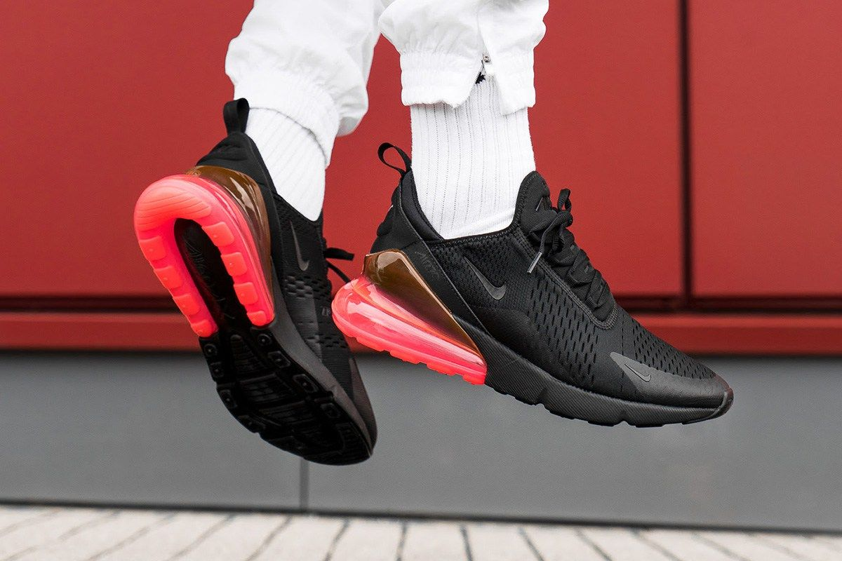 air max 270 total black
