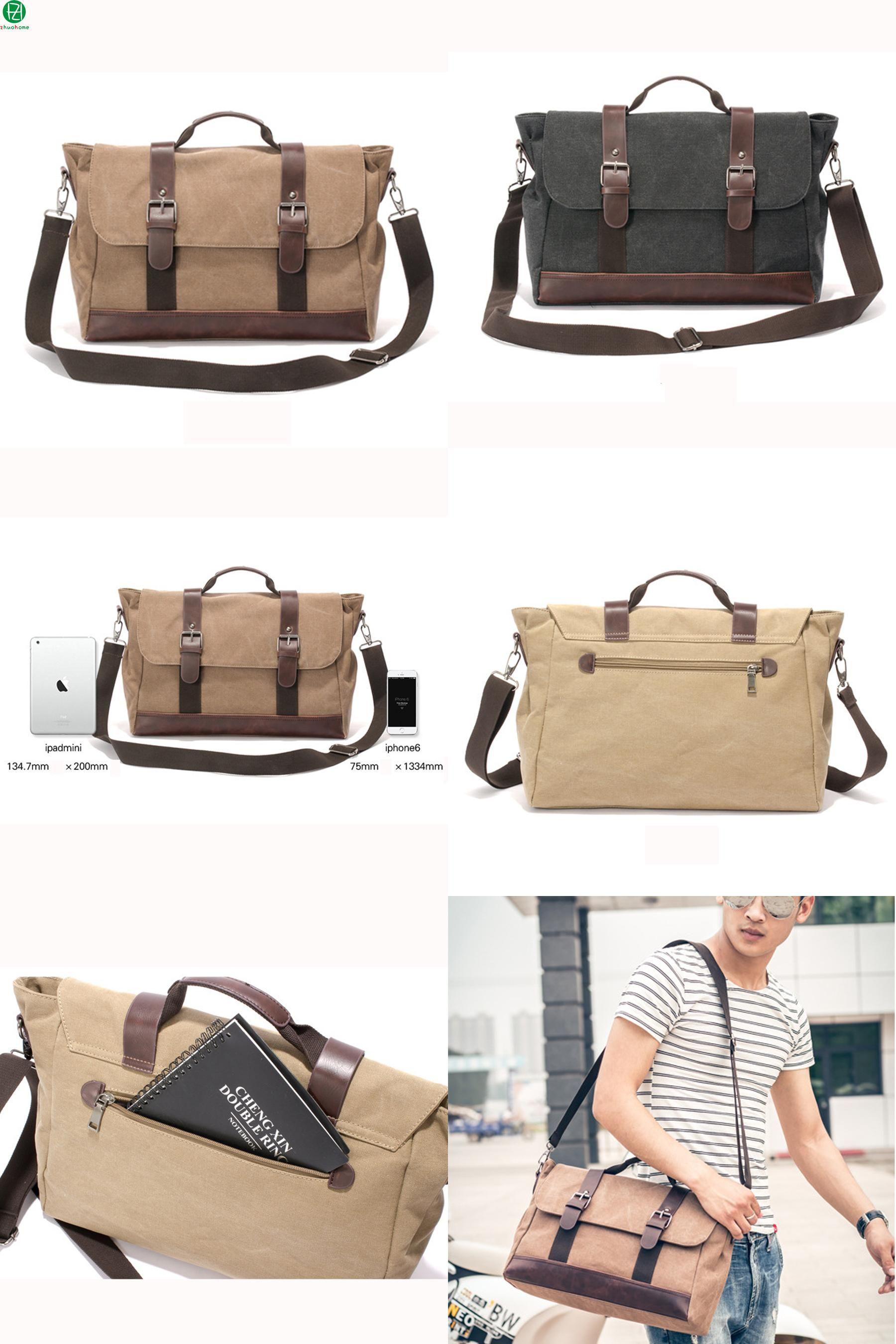 c8113ce7b0c2  Visit to Buy  large capacity vintage men travel bags Hot Sale business  duffel bag