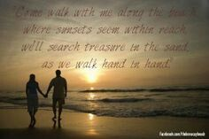 Hand In Hand I Do Love Me Quotes Beach Beach Quotes
