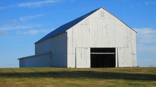 The Journey Home, tobacco barn - Dearborn, MO