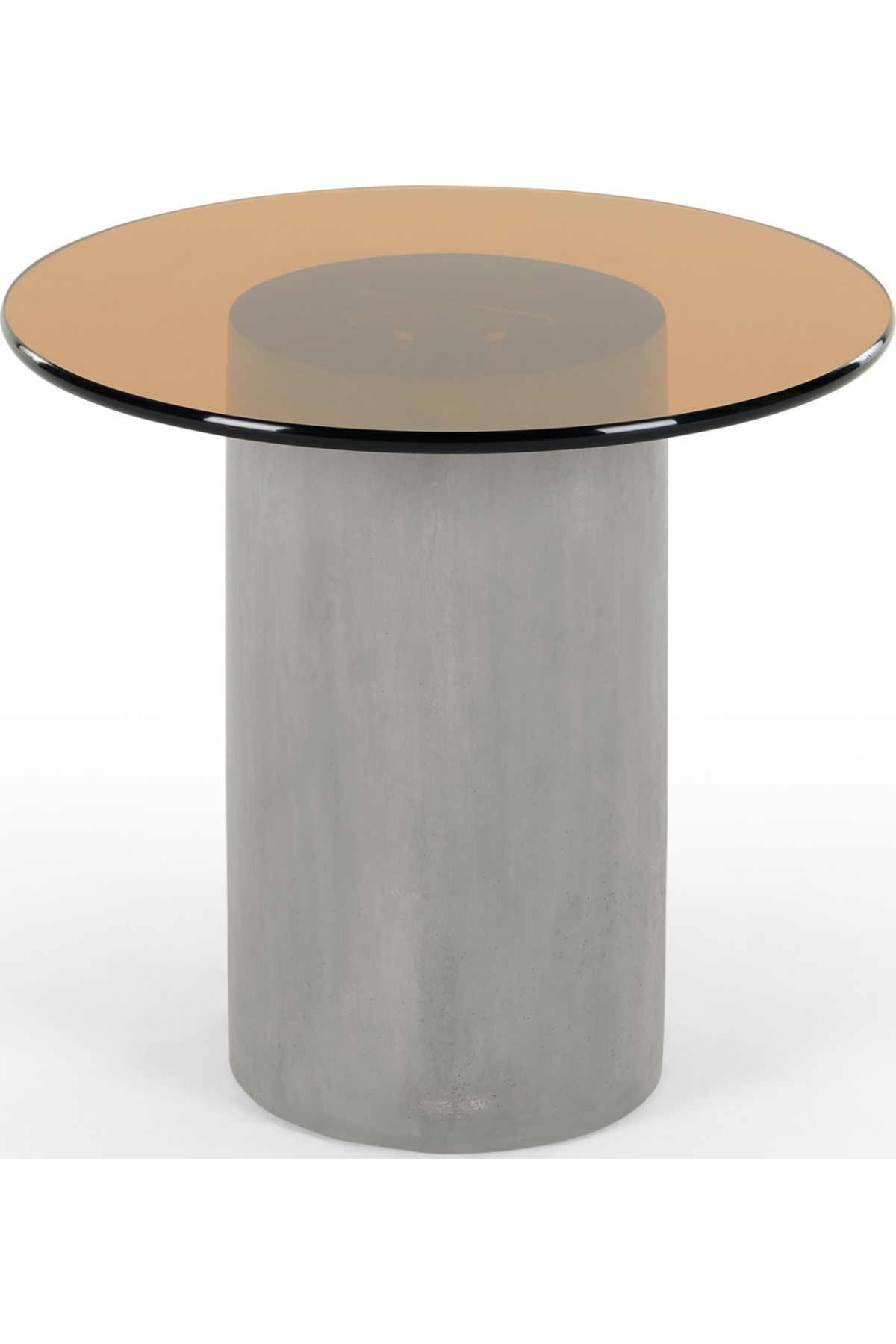 Made Side Table Concrete Amber Orange New Calvin Side Tables Collection From Made Com Side Table Table Concrete [ 1800 x 1200 Pixel ]