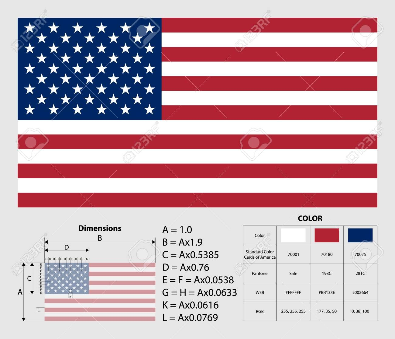 Official American Flag Google Search American Flag Flag America Flag