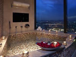 Sheraton Seoul D Cube City Hotel Seoul Honeymoon Suite Bathroom City Hotel Hotel Honeymoon Suite