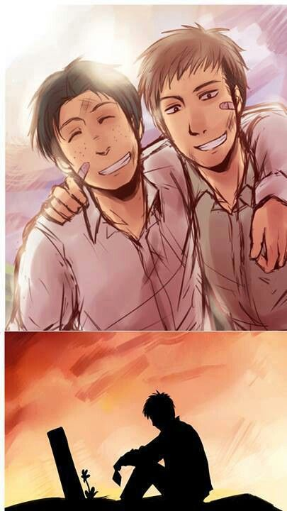 Jean and Marco ;_;