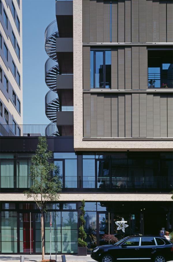 K2 Architekten project b720 fermin vazquez arquitectos elbelysium seniorenwohnen