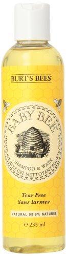 Burts Bees Baby Shampoo and Wash 12 Fluid Ounce