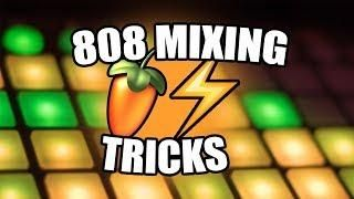 Quick 808 Mixing Trick for FL Studio 20 [FREE Project Download