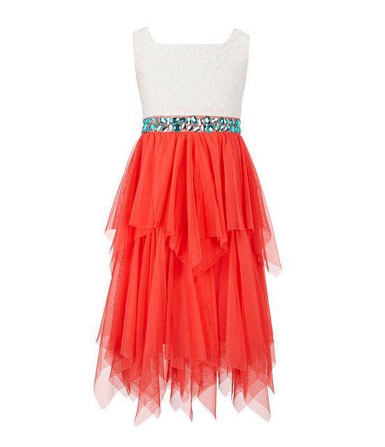 Tween Diva 7-16 Lace & Tulle Dress | Sassy\'s style | Pinterest ...