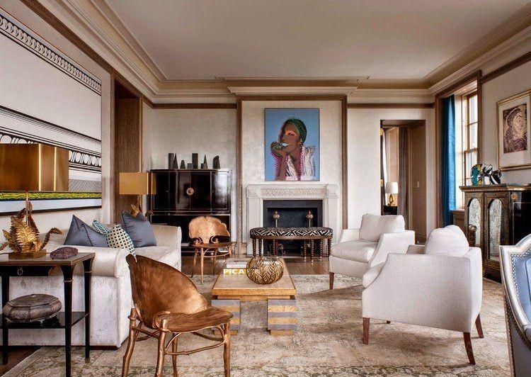 dcoration dintrieur salon 135 ides en styles varis