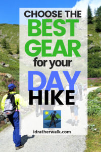 Photo of Top 5 Gifts for Hikers – Basic Day Hike Gear
