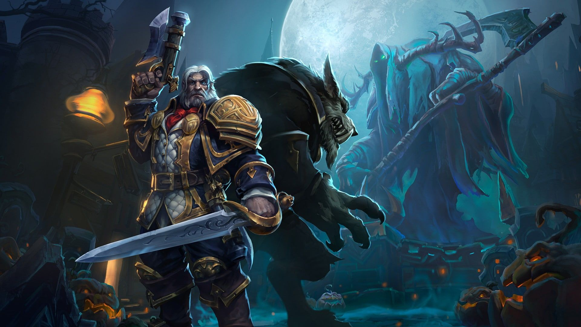 Video Game Heroes Of The Storm Blizzard Entertainment Genn