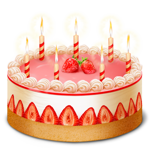 Strawberry Cake PNG Clipart Picture Imgenes cumpleaos