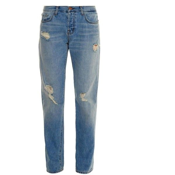 J BRAND 9025 Sonny boyfriend jeans (25.965 RUB) ❤ liked on Polyvore  featuring jeans