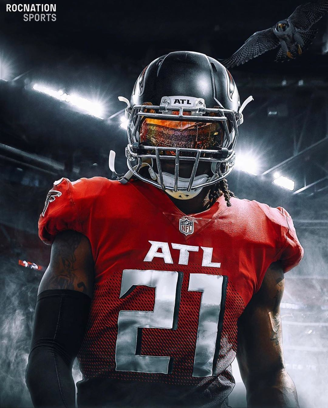 Atlanta Falcons On Instagram Todd Gurley Chooses 21 Thoughts Tg4hunnid Riseup In 2020 Atlanta Falcons Football Atlanta Falcons Players Falcons Football