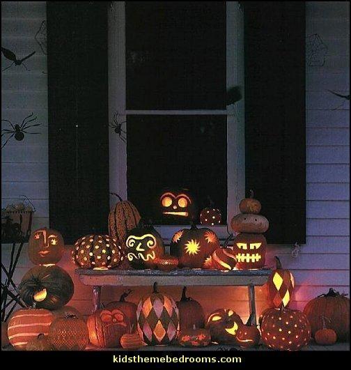 Halloween decorations / IDEAS  INSPIRATIONS Halloween Decor