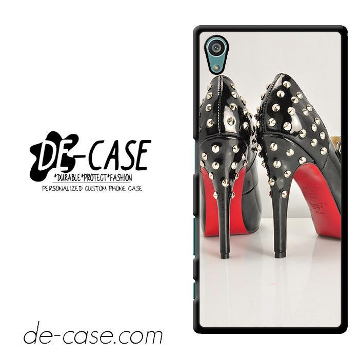 Christian Louboutin Red Bottom Heels DEAL-2579 Sony Phonecase Cover For Xperia Z5