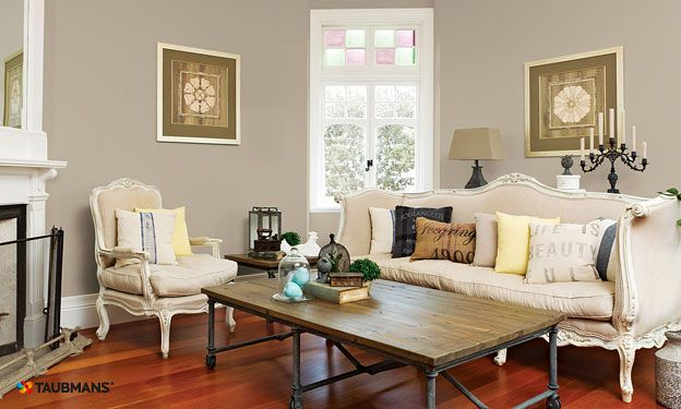 Taubmans Colours Pinterest Wall colors, House and Walls