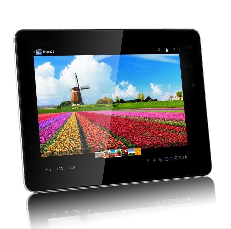 "Android 4.0 Tablet PC ""Azure"" - 8 Inch Capacitive Touch Screen, 8GB Built-in Memory                                     http://www.chinavasion.com/vf2c/"