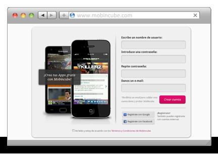 Mobincube mobile app builder Mobile app builder, App
