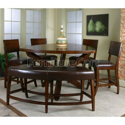 Shiraz Counter Height Dining Room Set Dining Room Small Dining Room Sets Counter Height Dining Table