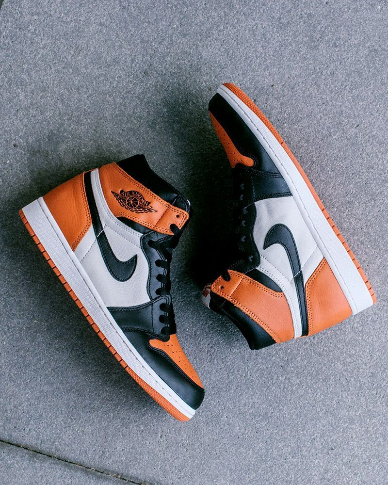 new product a3b1b ea839 Nike Air Jordan 1 Retro High OG Shattered Backboard Street Outfit, Street  Wear, Runway