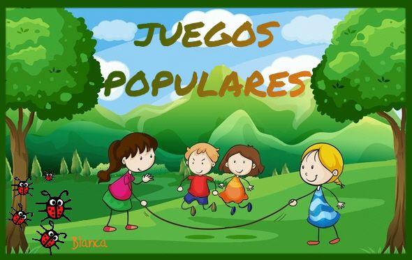 Actividades Para Educacion Infantil Semana De Los Juegos 6 Juegos
