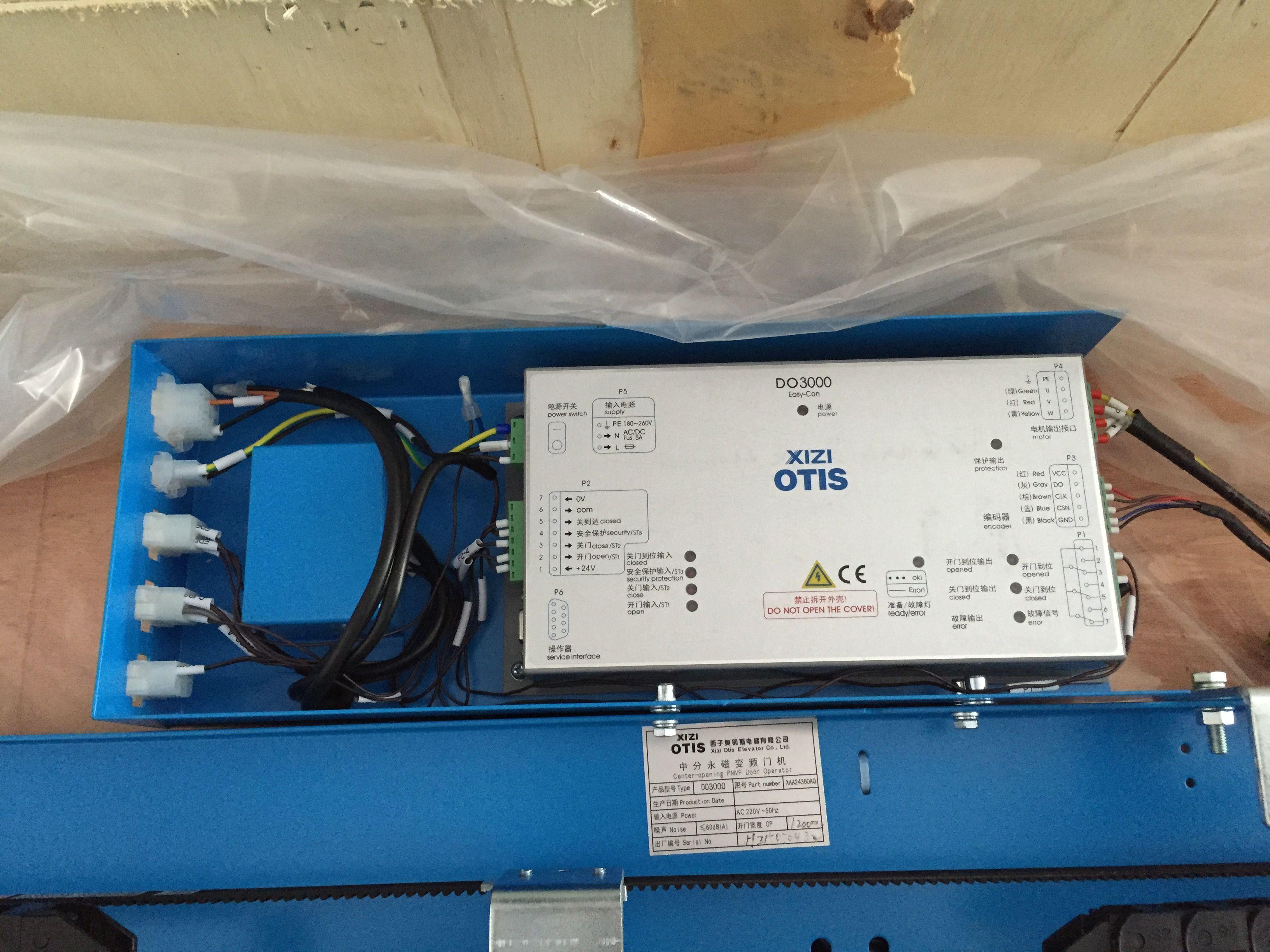 Otis Do3000 Door Operator With All The Accessories Salessanjin Wiring Diagram