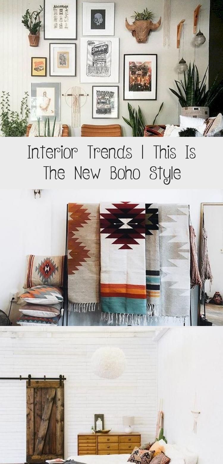 Interior Trends Das Ist Der Neue Boho Stil Boho Style