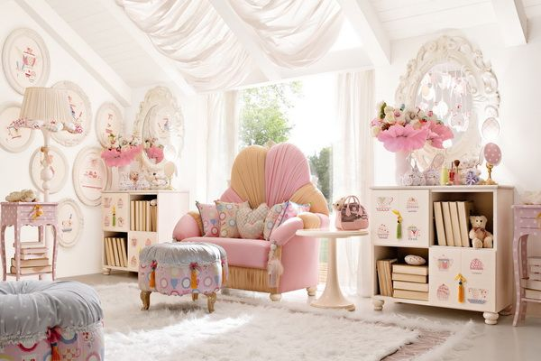 NEW ALTAMODA ITALIA COLLECTIONS. Light Pink Cupcake Room