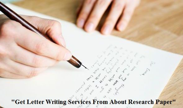 Letter is considered to be most important part that provides - cover letter writing services