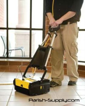 Port A Scrub Cleans Virtually Any Floor And Anyone Can Use It
