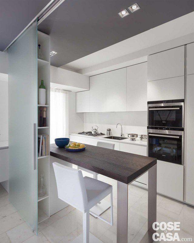 80 mq con controsoffitti funzionali e d 39 effetto nel 2019 for Arredamento case da sogno interior design