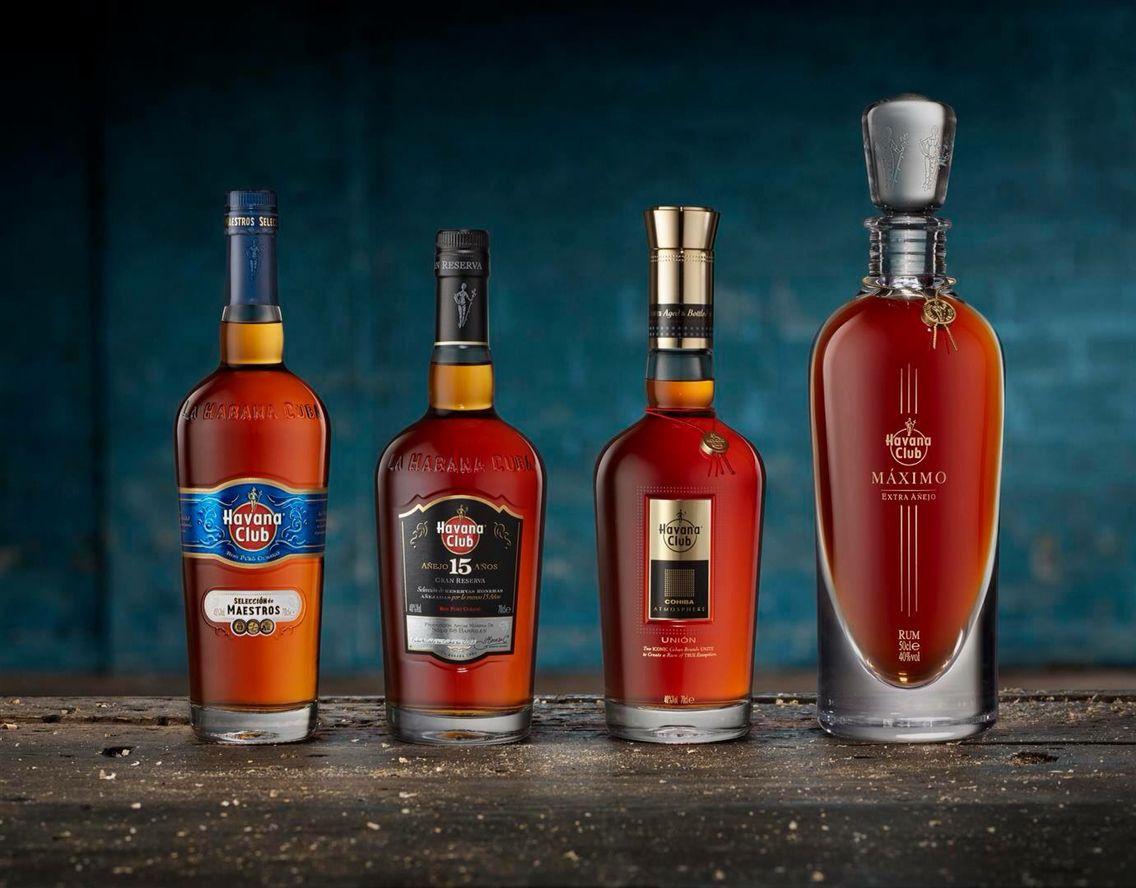 Havana Club Rum Bottle Whisky Bottle Havana Club Rum