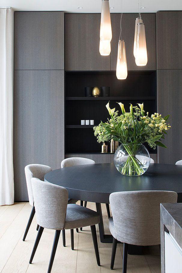 Bieke #Vanhoutte #Interieur # | # Design # # & # Zeichenbüro # | #Waregem # – #T #décosalleàmanger
