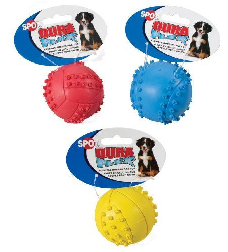 Ethical DuraFlex Small Rubber Ball 212Inch * Read more reviews of the product by visiting the link on the image. (This is an affiliate link and I receive a commission for the sales)