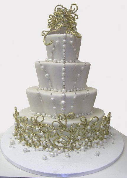 modern wedding cake designs gold unique modern wedding cake designs ideas and 17473