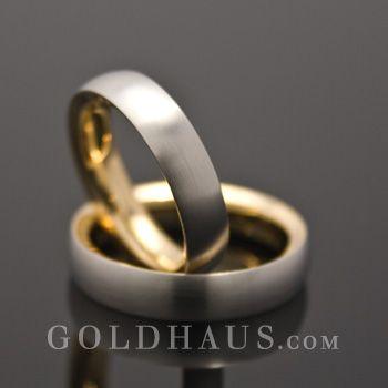 Trauringe In Platin Wei Gold Gelbgold Rotgold Palladium Joyas