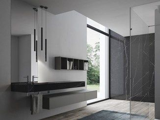 Badezimmer Ausstattung Sense 05 Ideagroup Badezimmer Einrichtung Badezimmer Innenausstattung Badezimmer Design