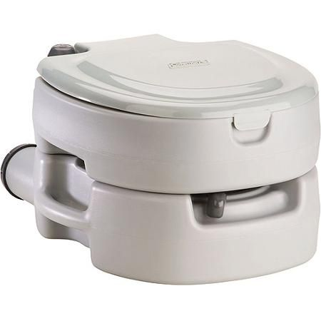 Coleman 133L Flush Camping Toilet
