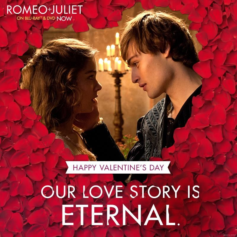 Romeo And Juliet For Valentines Day Romeo And Juliet Romantic Love Stories Love Story