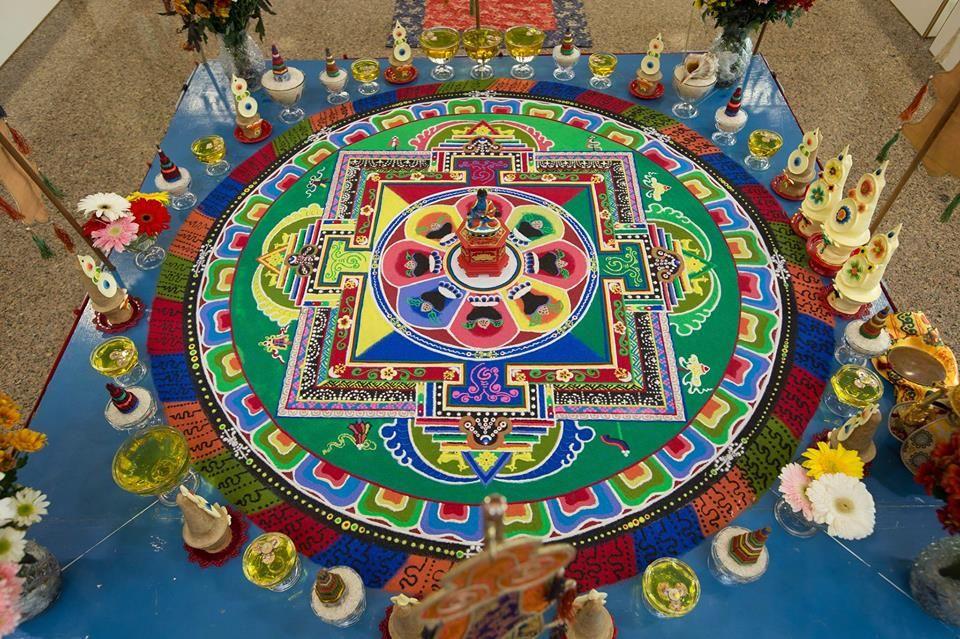 Pin On Buda De La Medicina Sangye Menla