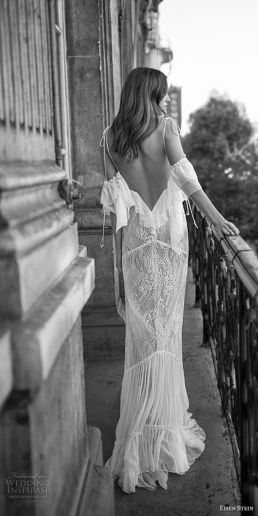 Wedding dresses for thin figures Eisen Stein  Wedding Dress u Blush Bridal Collection  Cold