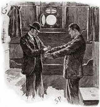 Original Illustrations Of Sherlock Holmes