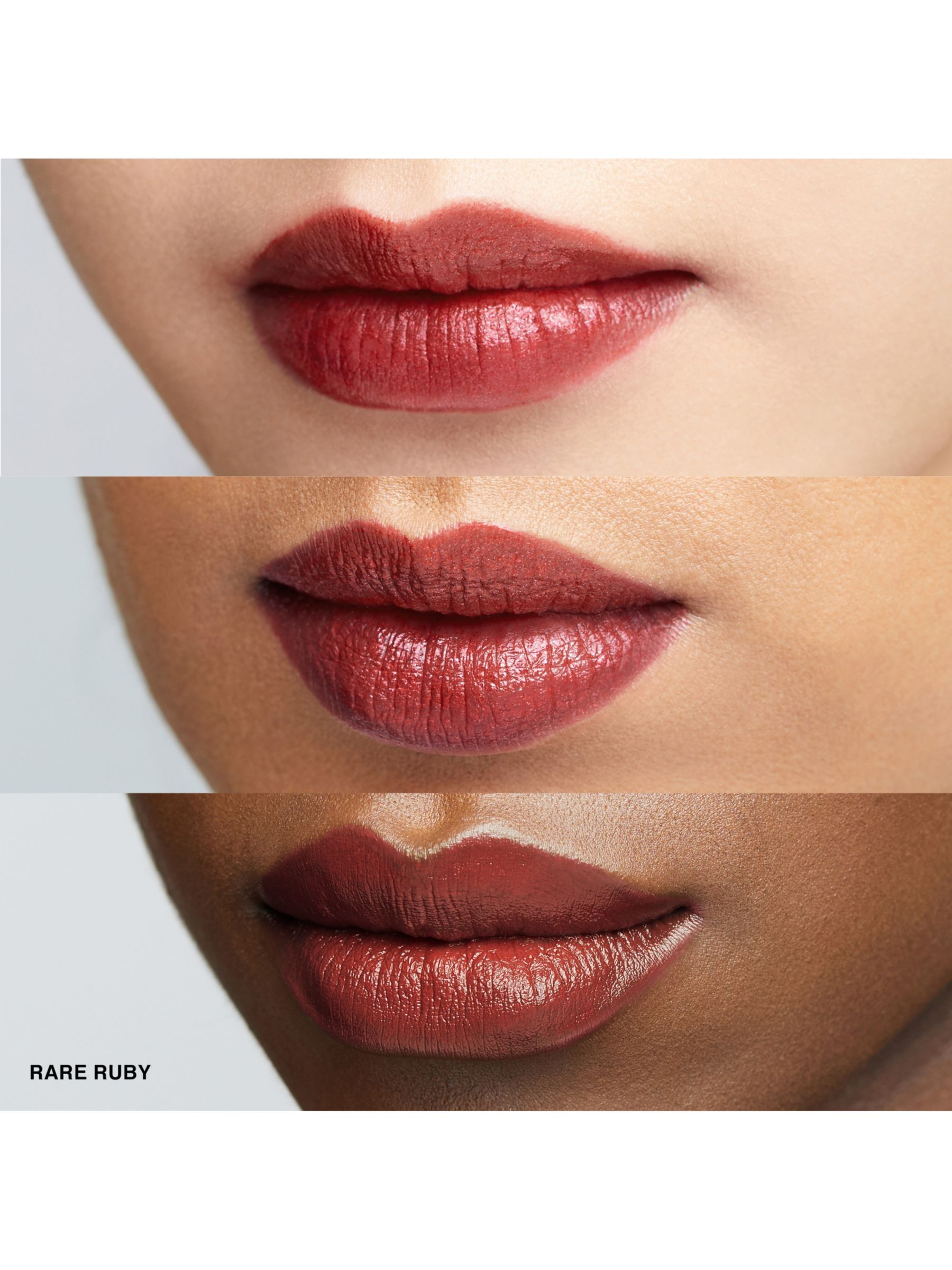 Bobbi Brown Ruby : bobbi, brown, Bobbi, Brown, Colour,, Fortune, Collection,, Lipstick,
