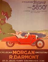cyclecar morgan