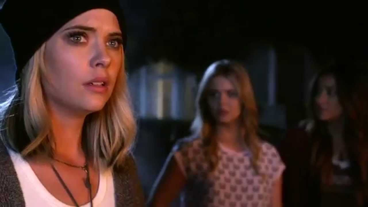 Official Preview for next week's ALL NEW episode of #PLL!