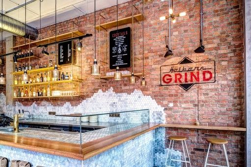 Holborn grind by Biosol Design studio   Lovely places   Best coffee